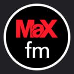 Logo da emissora Radio Max 95.8 FM