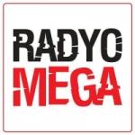 Logo da emissora Radio Mega 105.4 FM