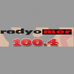 Logo da emissora Radio Mer 100.4 FM