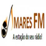 Logo da emissora Rádio Mares FM