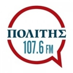 Logo da emissora Radio Politis 107.6 FM