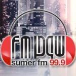Logo da emissora Radio Sumer 99.9 FM