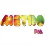 Logo da emissora Metro 97.2 FM