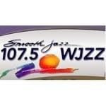 Logo da emissora WJZZ 107.5 FM