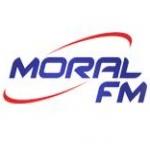 Logo da emissora Moral 105 FM