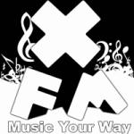 Logo da emissora Radio XFM 105.7