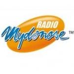 Logo da emissora Mydonose Pop 106.5 FM