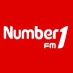 Logo da emissora Number One 102.5 FM