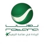 Logo da emissora Radio Rotana 88.0 FM