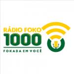 Logo da emissora Rádio Foko 1000