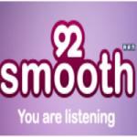 Logo da emissora Radio 92 Smooth