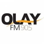 Logo da emissora Radio Olay 90.5 FM
