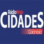 Logo da emissora Rádio Cidades