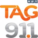 Logo da emissora Radio Tag 91.1 FM