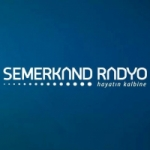 Logo da emissora Semerkand Radio 101.3 FM