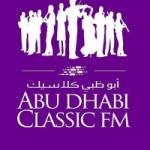 Logo da emissora Radio Abu Dhabi Classic 91.6 FM