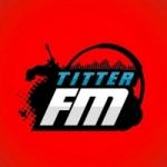 Logo da emissora Radio Titter FM