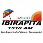 Logo da emissora Radio Ibirapita 1510 AM