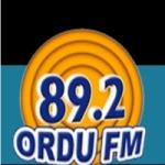 Logo da emissora Ordu 89.2 FM