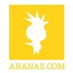 Logo da emissora Ananaz Radio