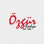 Logo da emissora Ozgur Ankara 108 FM
