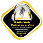 Logo da emissora Web Rádio Palavras e Vida