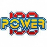 Logo da emissora Radio Power 100.0 FM