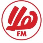 Logo da emissora Hala 102.7 FM Radio