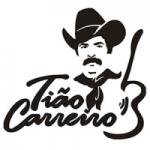 Logo da emissora Rádio Tião Carreiro