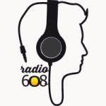Logo da emissora Radio 608