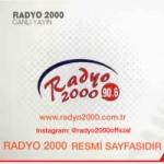 Logo da emissora Radio 2000 90.6 FM