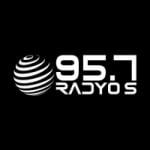Logo da emissora Radio S 95.7 FM