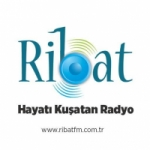 Logo da emissora Radio Ribat 94.8 FM