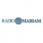 Logo da emissora Radio Mariam 104.1 FM