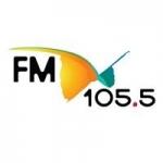 Logo da emissora Radio 105.5 FM