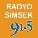 Logo da emissora Radio Simsek 101.1 FM
