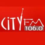 Logo da emissora Radio City 106.0 FM