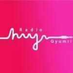 Logo da emissora Radio Hay Gyumri 105.5 FM