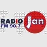 Logo da emissora Radio Jan 90.7 FM
