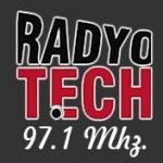 Logo da emissora Tech 97.1 FM