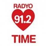Logo da emissora Radio Time 91.2 FM