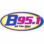 Logo da emissora Radio WMGB 95.1 FM