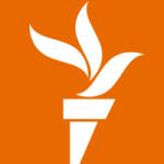 Logo da emissora Azadliq Radio