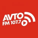 Logo da emissora Radio Avto 107.7 FM