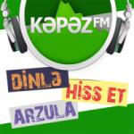 Logo da emissora Radio Kepez 93.3 FM