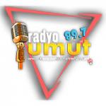 Logo da emissora Radio Umut 89.7 FM