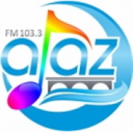 Logo da emissora Radio Araz 103.3 FM