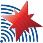 Logo da emissora Radio Star 93.9 FM