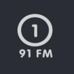 Logo da emissora One 91 FM