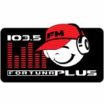 Logo da emissora Radio Fortuna Plus 103.5 FM